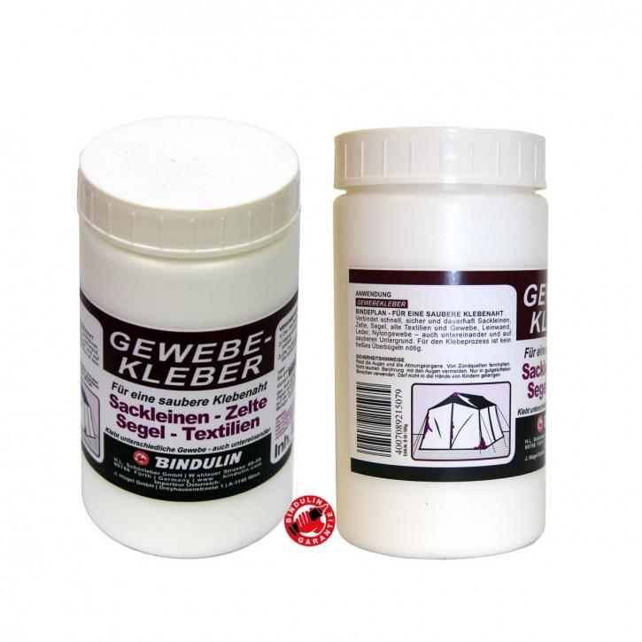 BINDEPLAN Gewebekleber, Sack-, Planen- und Gewebekleber 500 g
