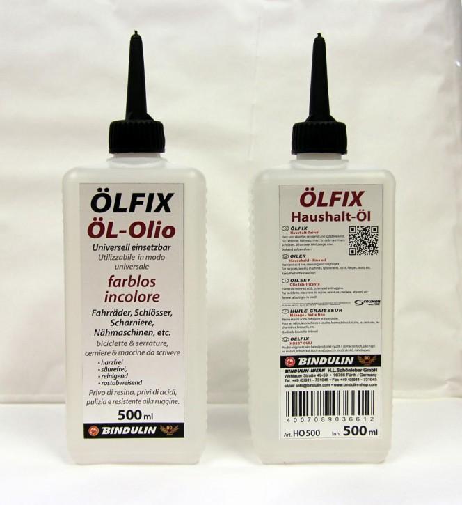 Ölfix Haushaltsöl Waffenöl 500 ml