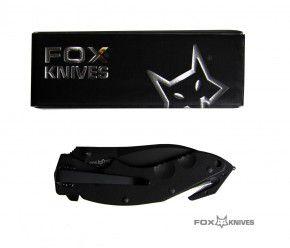 Fox Knives Rettungs- und Notfallkappmesser 01FX151T
