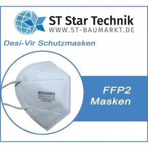 50 Stück Desi-Vir Schutzmasken: FFP2 Mund-Nasen Maske für den persönlichen Schutz