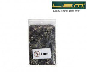 1 Pack LEM Stahlstifte 5 mm für L.E.M. Hülsen Reiniger 120 Gramm 5 mm Stifte große Kaliber .357 .308