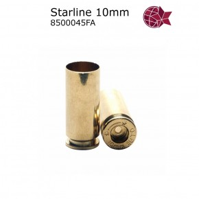 Starline: 100 Stück 10mm AUTO Hülsen, unprimed, 8500045FA #1900