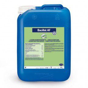Bacillol AF Schnelldesinfektion - Desinfektionsmittel mit Alkohol, 5 Liter